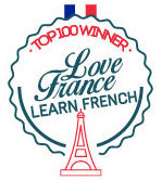 Love France Badge