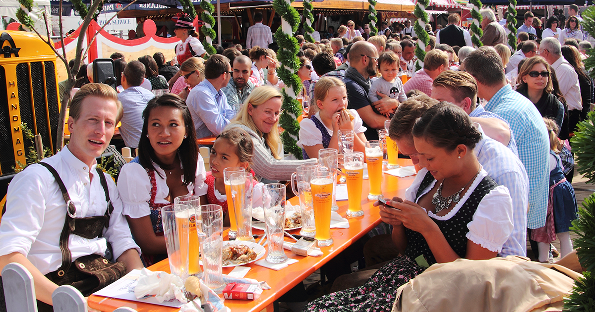 learn german online Learn German, visit Oktoberfest ...