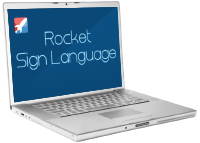 Rocket Sign Language - Learn Sign Language Online