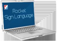 Rocket Sign Language - Learn Sign Language Online